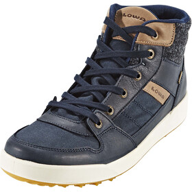 Lowa Seattle GTX Shoes Quartercut Men navy
